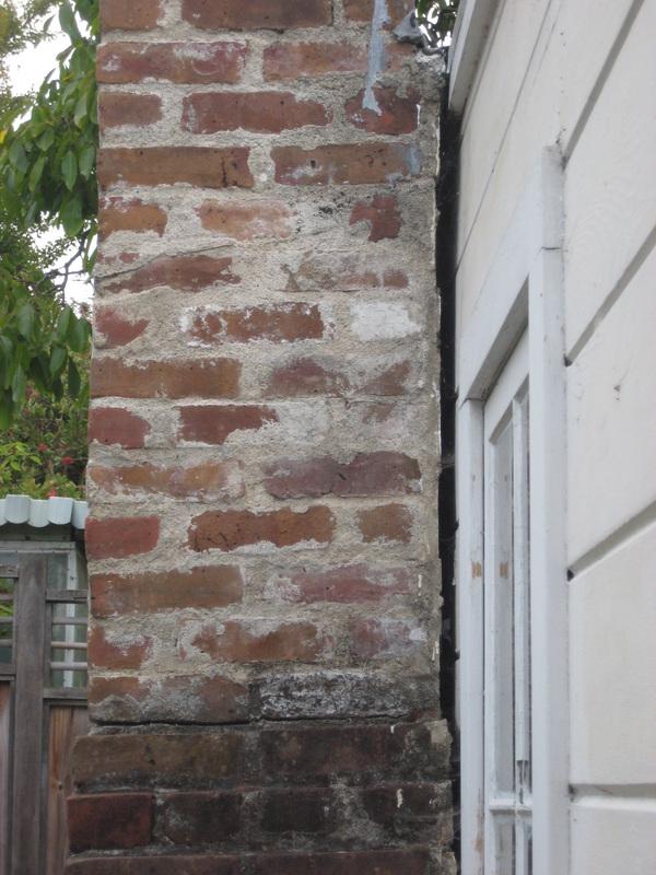 Earthquake Damage Chimney Builders Inc